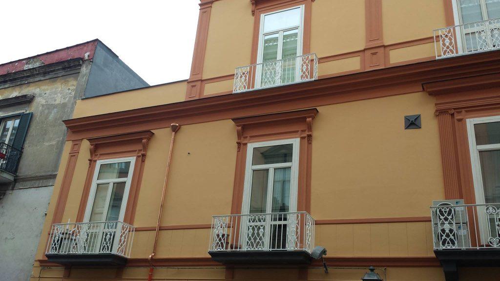 restauro conservativo e edifici